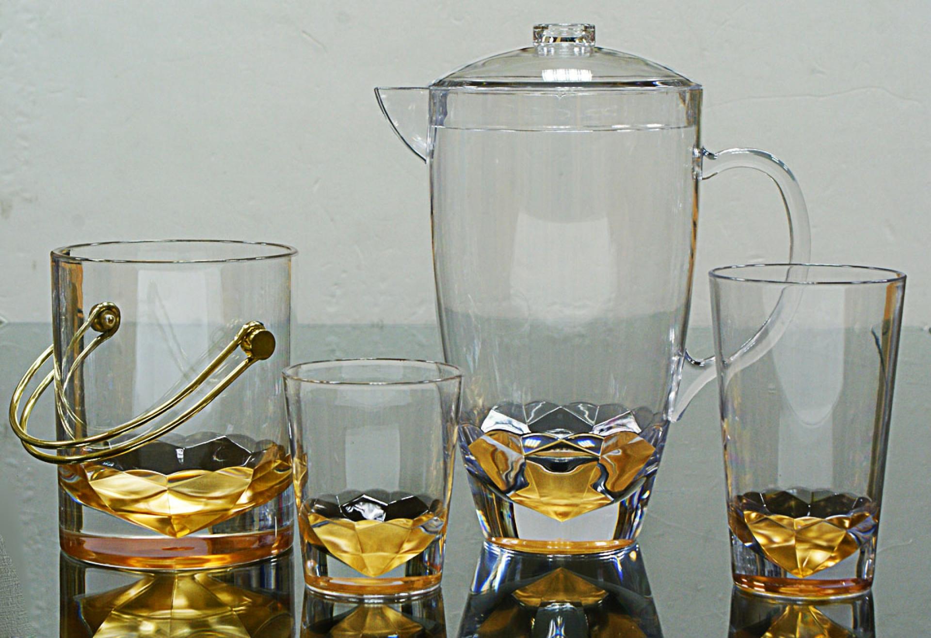 ACRYLIC DRINKING WARE & Asian Housewares \u0026 Kitchen Show